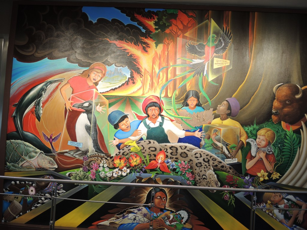 artwork at the denver international airport